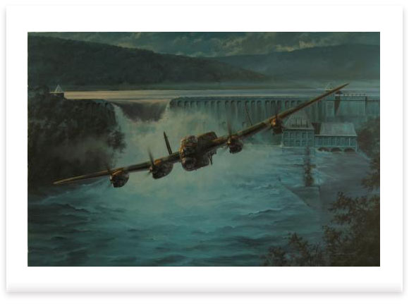 Dambusters by Anthony Saunders