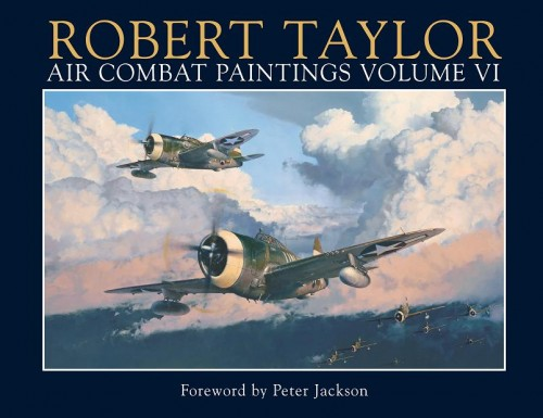 Air Combat Paintings Vol 6 with the USAAF cover