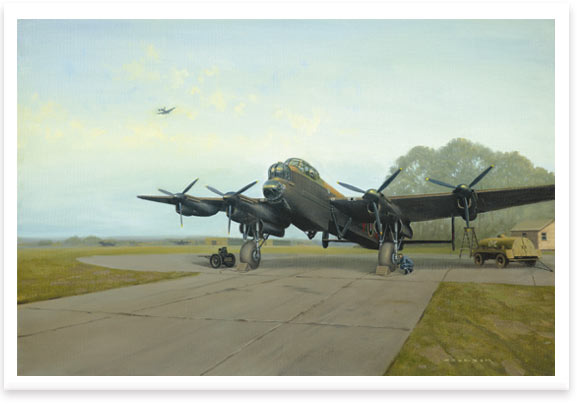 Dambusters - The Morning After by Gerald Coulson