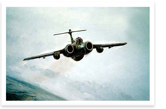 Buccaneer Thunder by Michael Rondot