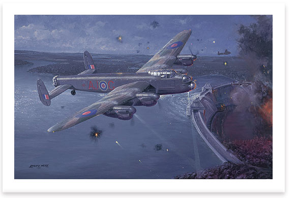 Eye of the Storm - Dambusters by Philip E West