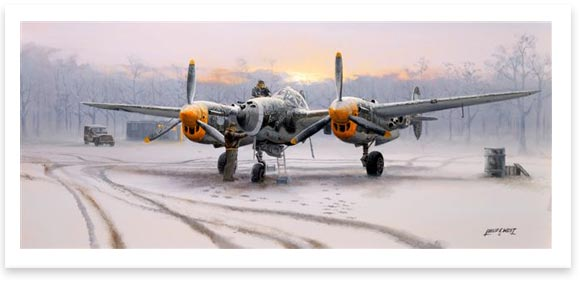 Winter of 44 by Philip E West