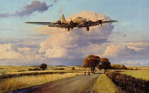 Military Aviation Art The Colours Call Online Art Gallery