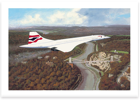 Concorde – The Last Flight Home by Stephen Brown