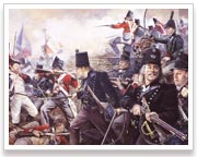 Photo of The Defence of La Haye-Sainte, 18th June 1815