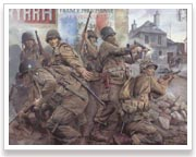 Easy Company - The Taking of Carentan